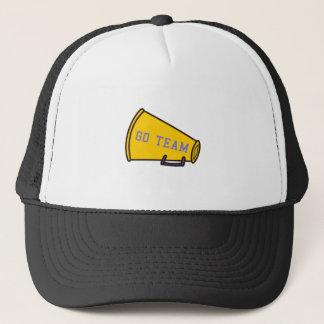 Go Team Megaphone Trucker Hat