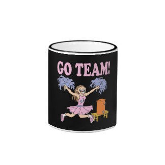 Go Team Coffee Mug