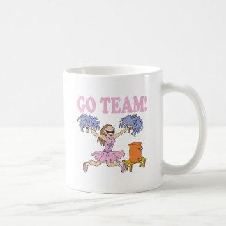 Go Team Coffee Mugs