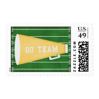 Go Team Stamp