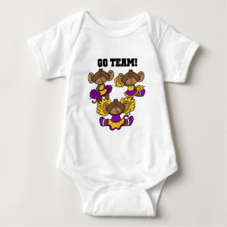Go Team Purple and Gold Tshirts and Gifts