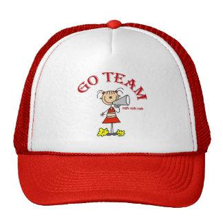 Go Team Rah Rah Rah T-shirts and Gifts Trucker Hat