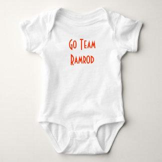 Go Team Ramrod Baby Bodysuit