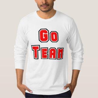 Go Team Red and Blue Shirt
