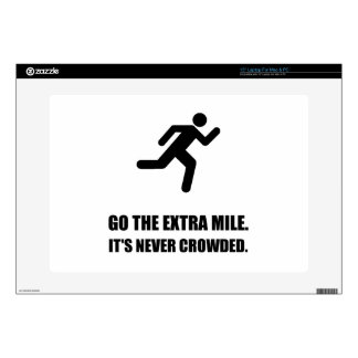 """Go The Extra Mile Decals For 15"""" Laptops"""