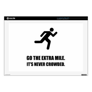 Go The Extra Mile Skin For Laptop