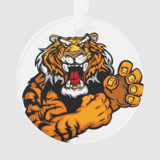 Go Tiger Ornament - SRF