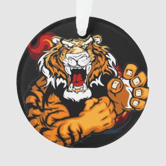 Go Tigers Ornament - SRF