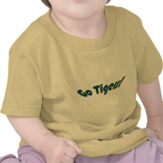 Go TIgers Tee Shirts