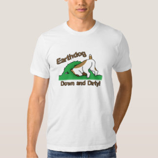 Go To Ground Earthdog T-Shirt