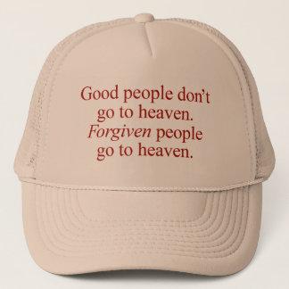 Go To Heaven Trucker Hat