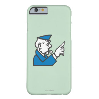 Go to Jail Barely There iPhone 6 Case