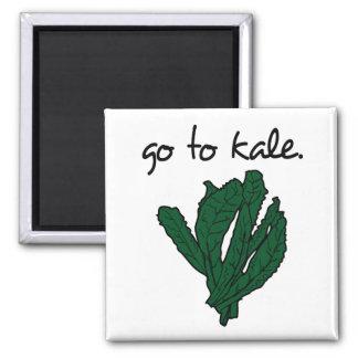 go to kale. (kale) <script> magnet