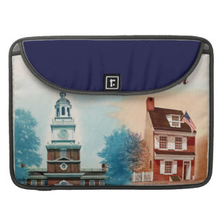Go To Phila.on The Pennsylvania Railroad Sleeve For MacBook Pro