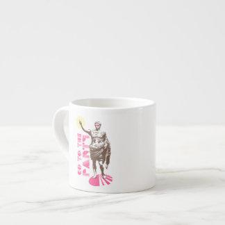 Go to the party 6 oz ceramic espresso cup