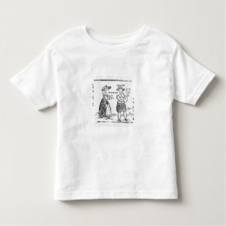 Go to the Wars, illustration from a pamphlet showi T Shirt