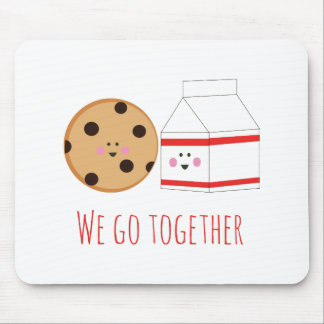 Go Together Mouse Pad