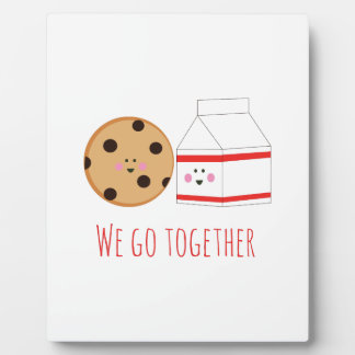 Go Together Plaques