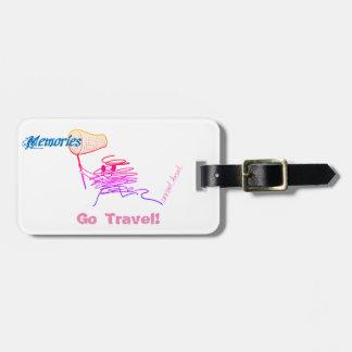 Go Travel! Luggage Tag