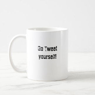 Go Tweetyourself! Coffee Mug