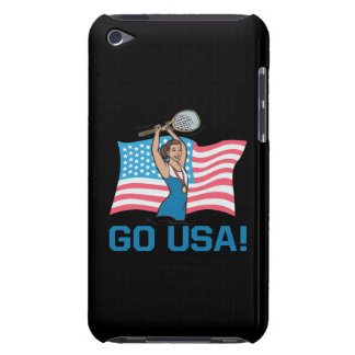 Go USA iPod Touch Case