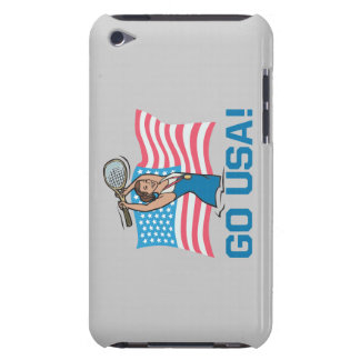 Go USA iPod Touch Case-Mate Case