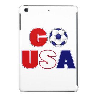 Go USA Soccer iPad Mini Cases