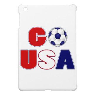 Go USA Soccer iPad Mini Covers