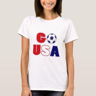 Go USA Soccer T-Shirt
