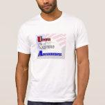 Go USA! Utopia of Supreme Awesomeness Patriotic Tshirt
