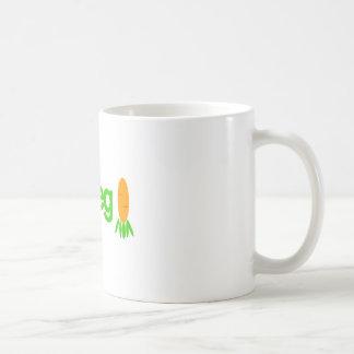 Go Veg! Coffee Mug