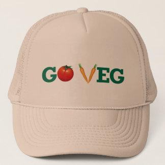Go Veg Hat