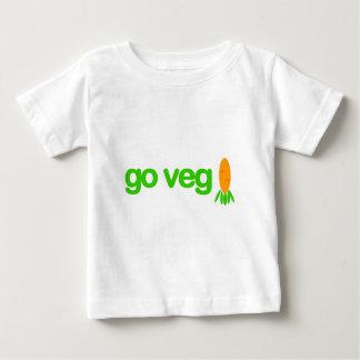 Go Veg! Infant T-shirt