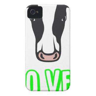 Go Veg ©  Logo Case-Mate iPhone 4 Case