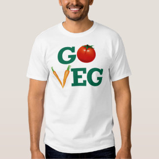 Go Veg Shirt