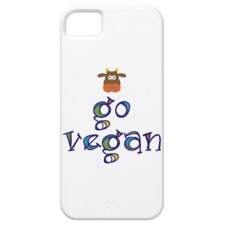 Go Vegan iPhone 5 Covers