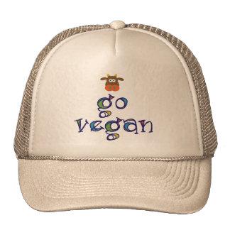 Go Vegan Trucker Hat