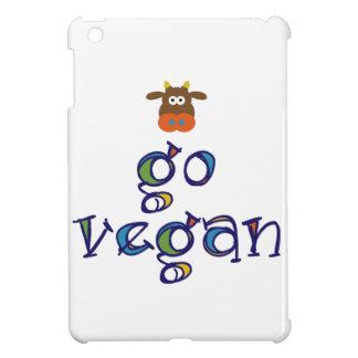 Go Vegan Cover For The iPad Mini