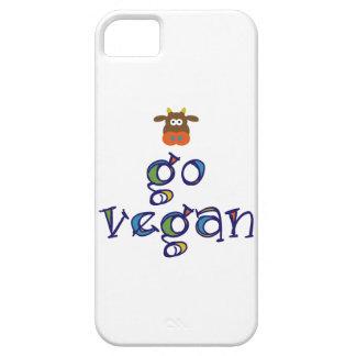 Go Vegan iPhone SE/5/5s Case