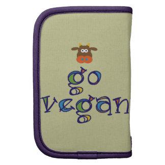 Go Vegan Folio Planners