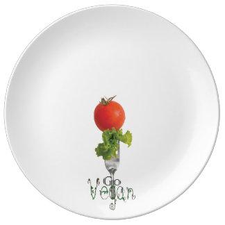Go Vegan Plate