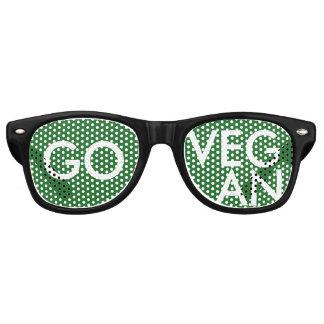 Go Vegan Retro Sunglasses