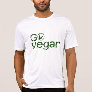 Go Vegan Sport-Tek T-Shirt