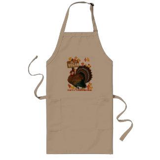 Go Vegan-Thanksgiving  Aprons