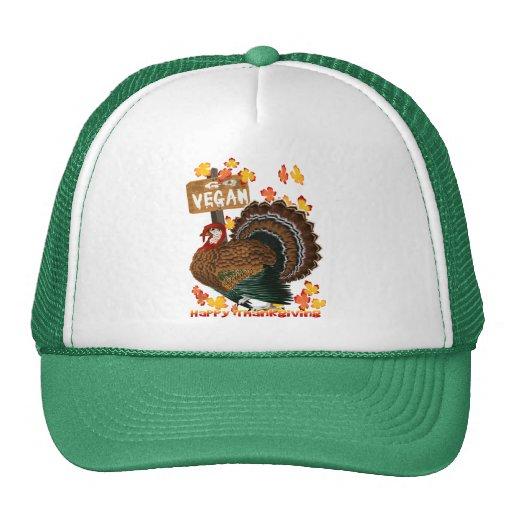Go Vegan-Thanksgiving Hats