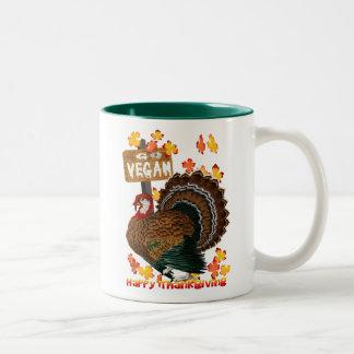 Go Vegan-Thanksgiving Mugs