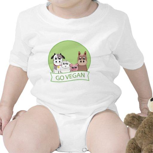 Go Vegan Shirts