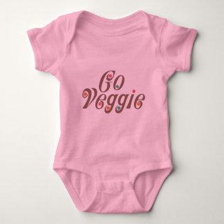 Go Veggie Baby Bodysuit