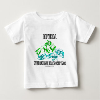 Go Viral With Reverse Transcriptase Baby T-Shirt