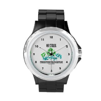 Go Viral With Reverse Transcriptase Wristwatches